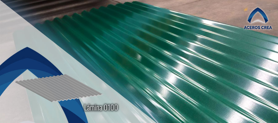 Lámina O100 de acero Ternium