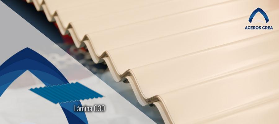 Lámina O30 pintro Ternium