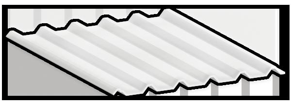 perfil r72 lámina acanalada