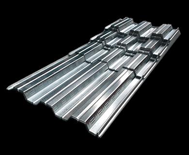 lámina losacero galvadeck ternium