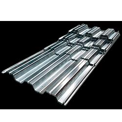 Lámina losacero de acero ternium Aceros Crea