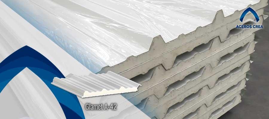 Panel glamet A-42