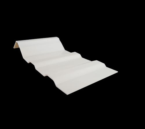 Lámina unicapa de PVC