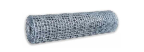 Malla de acero electrosoldada