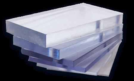 lámina de policarbonato cristal