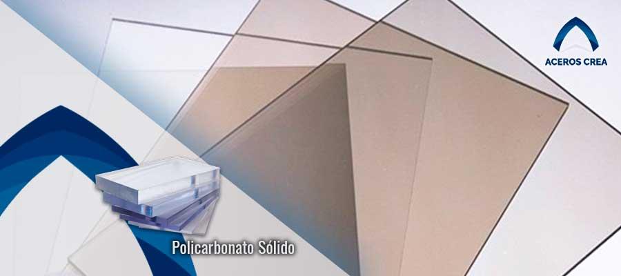 Policarbonato sólido