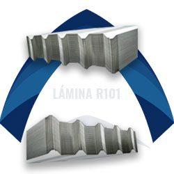Lámina de acero Ternium R101