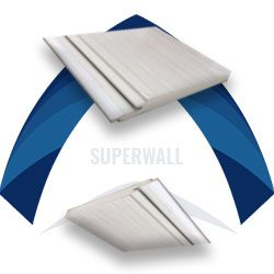 Panel de acero metecno superwall